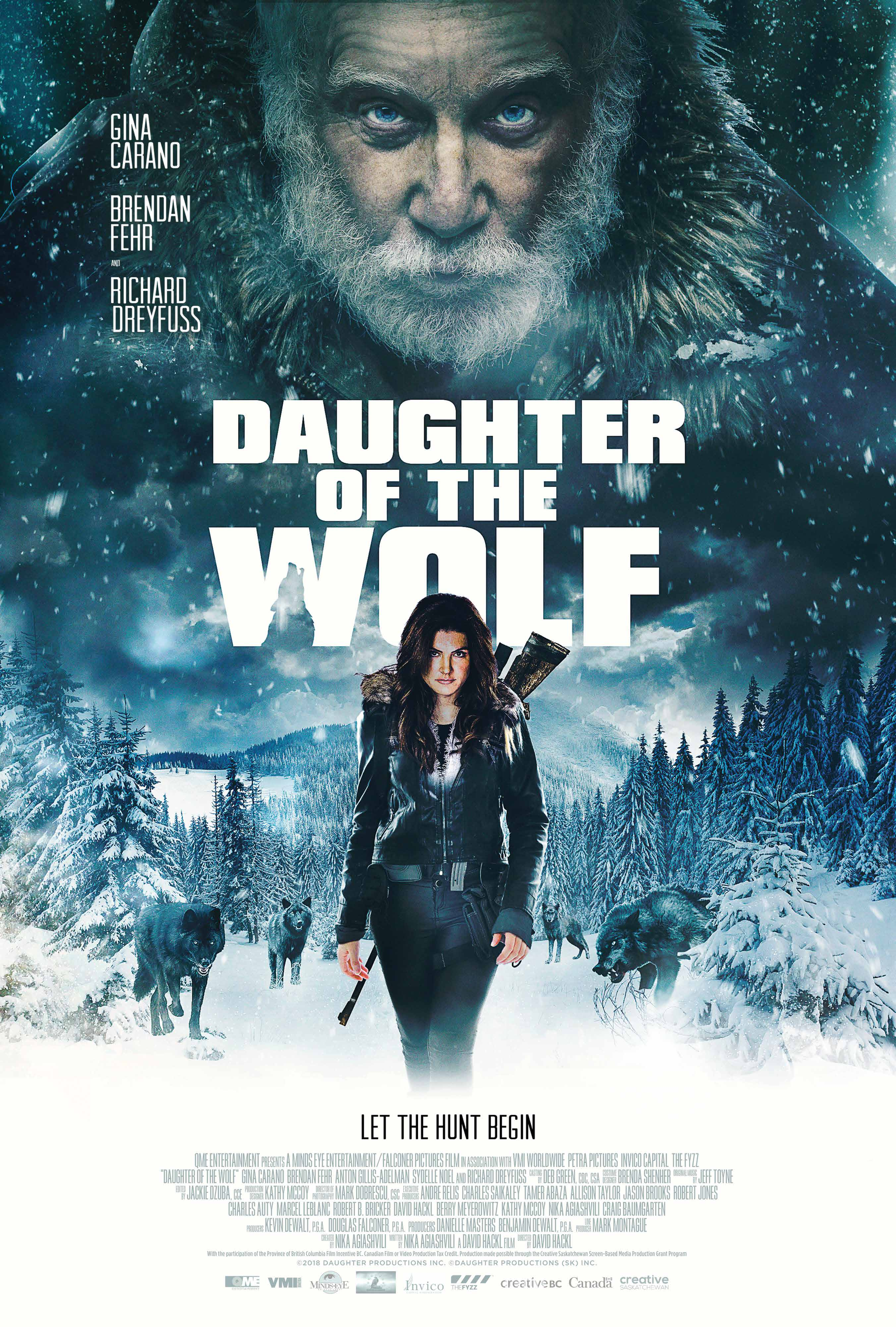 Daughter of the Wolf kapak