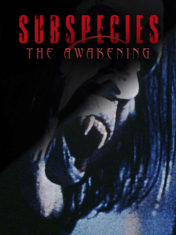 Subspecies4 4: The Awakening kapak