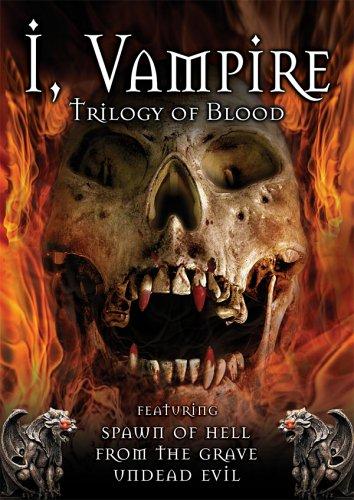 I, Vampire kapak