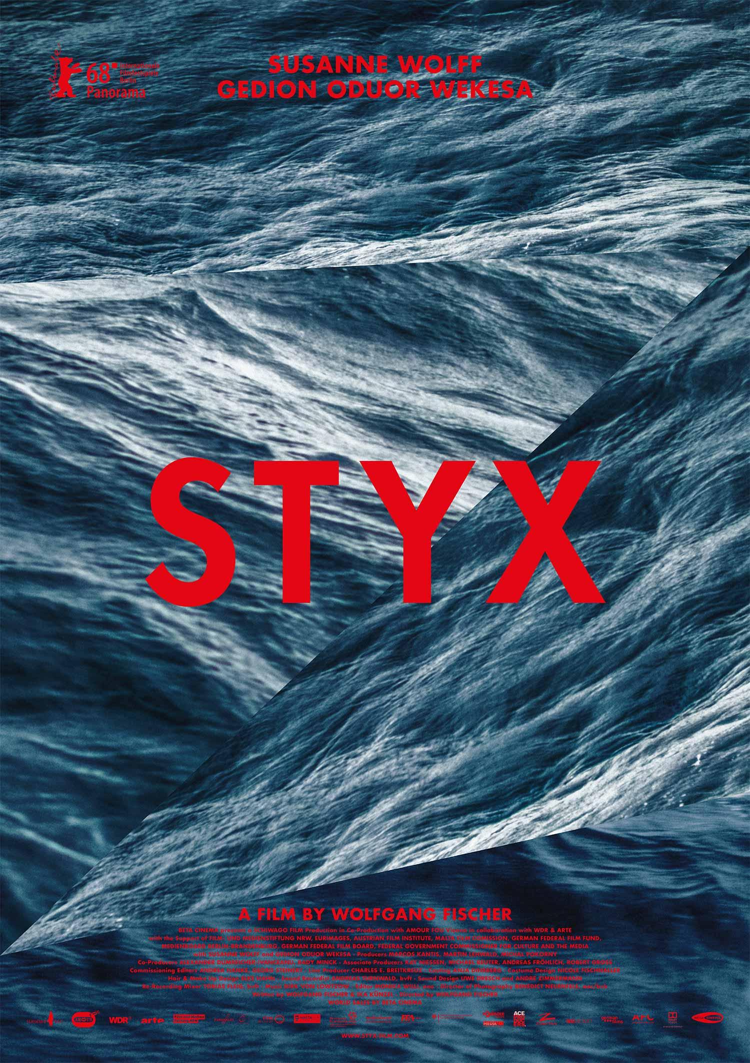 Styx kapak
