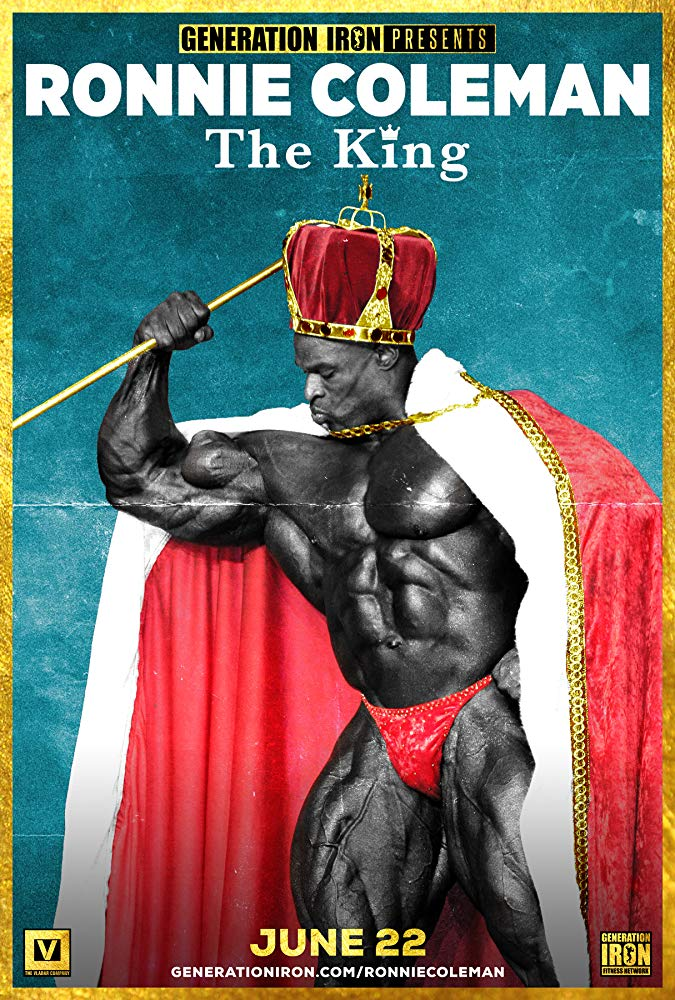 Ronnie Coleman: The King kapak