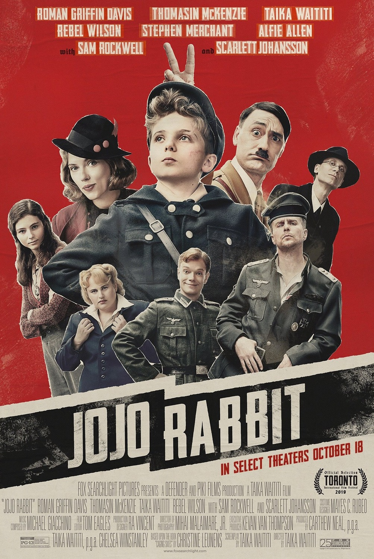 Jojo Rabbit kapak