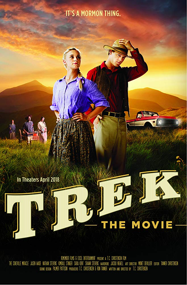 Trek: The Movie kapak