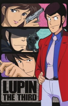 Lupin the 3rd kapak