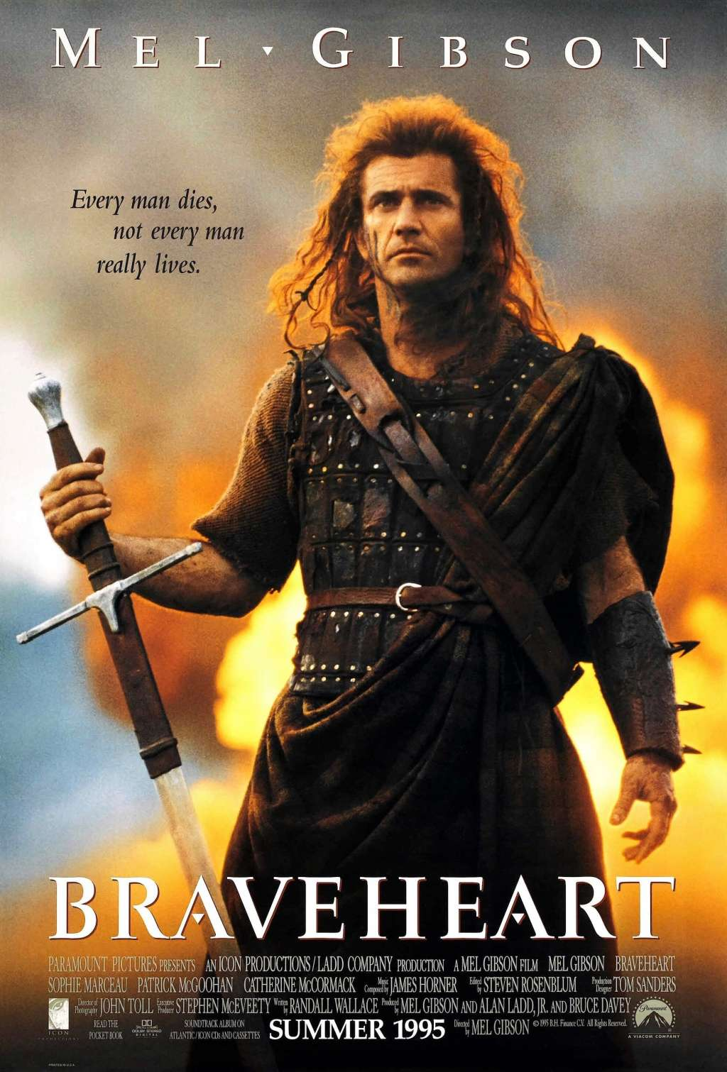 Braveheart kapak