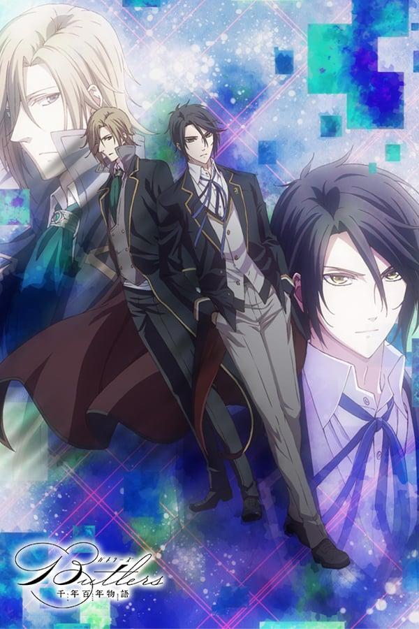 Butlers: Chitose Momotose Monogatari kapak