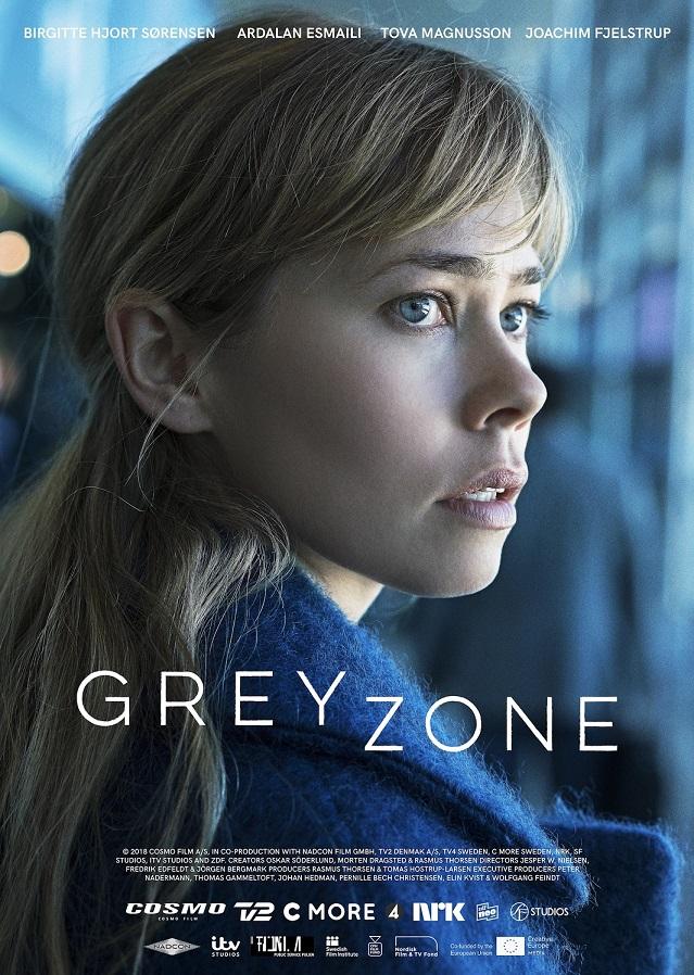 Greyzone kapak
