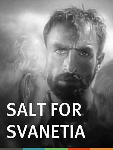 Salt for Svanetia kapak