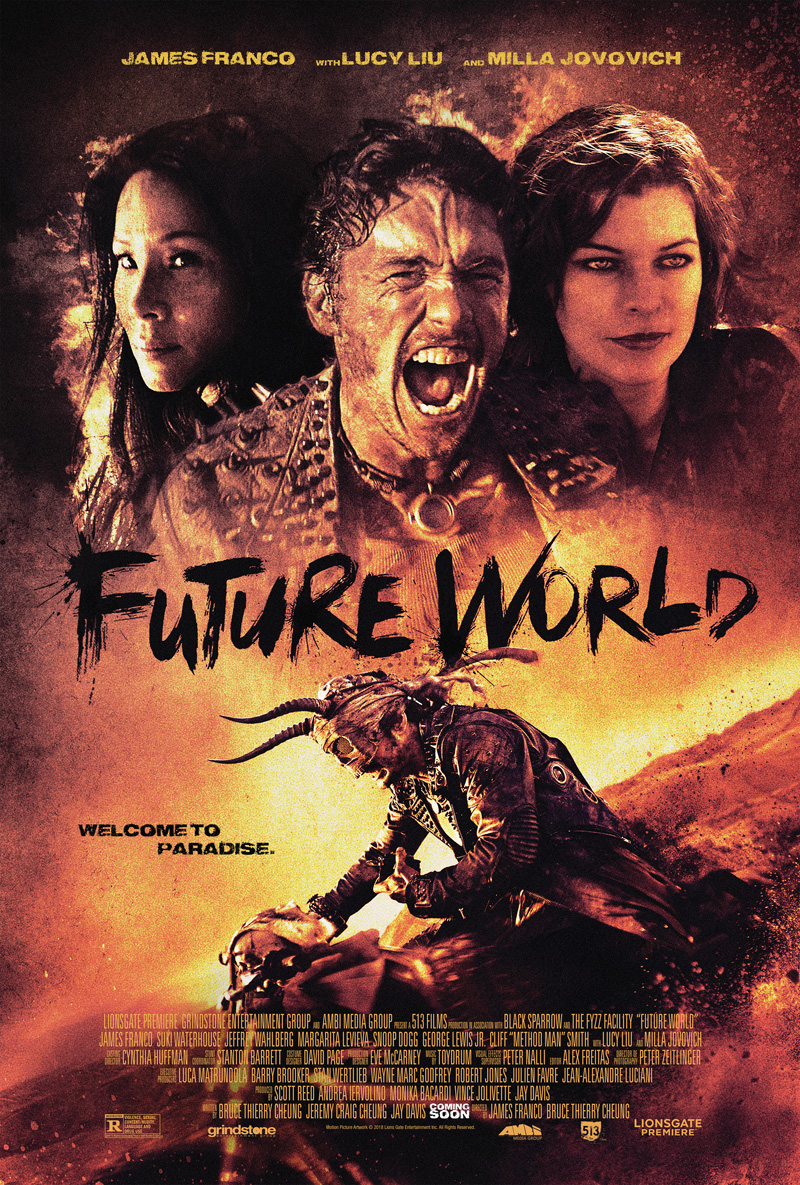 Future World kapak