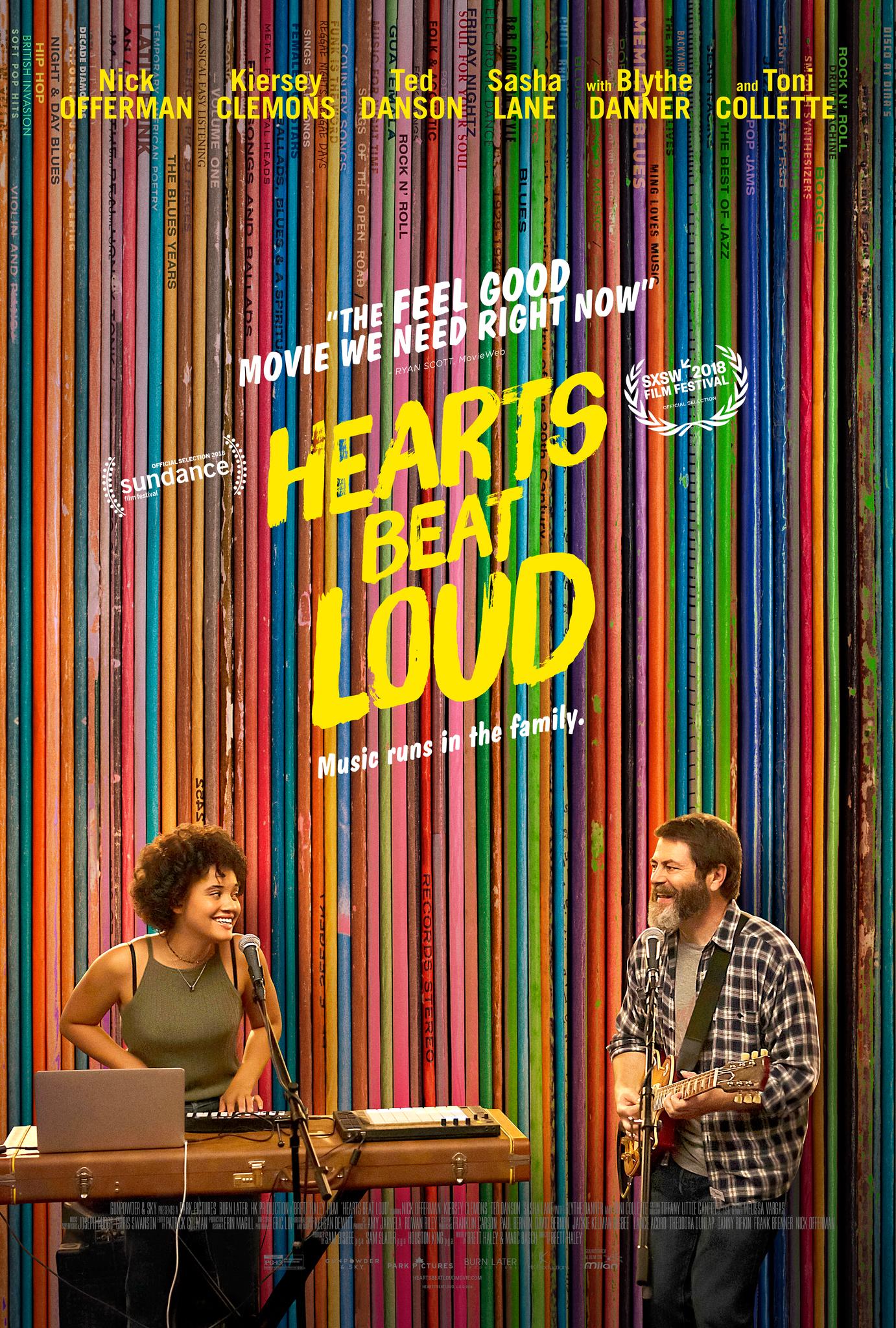 Hearts Beat Loud kapak
