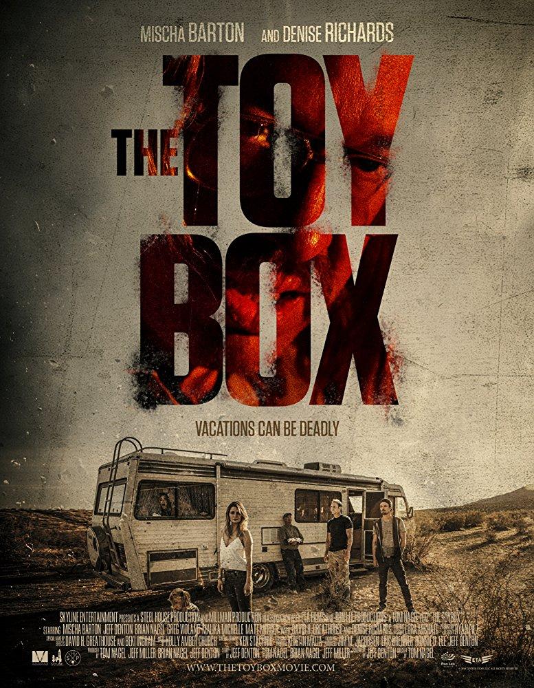 The Toybox kapak