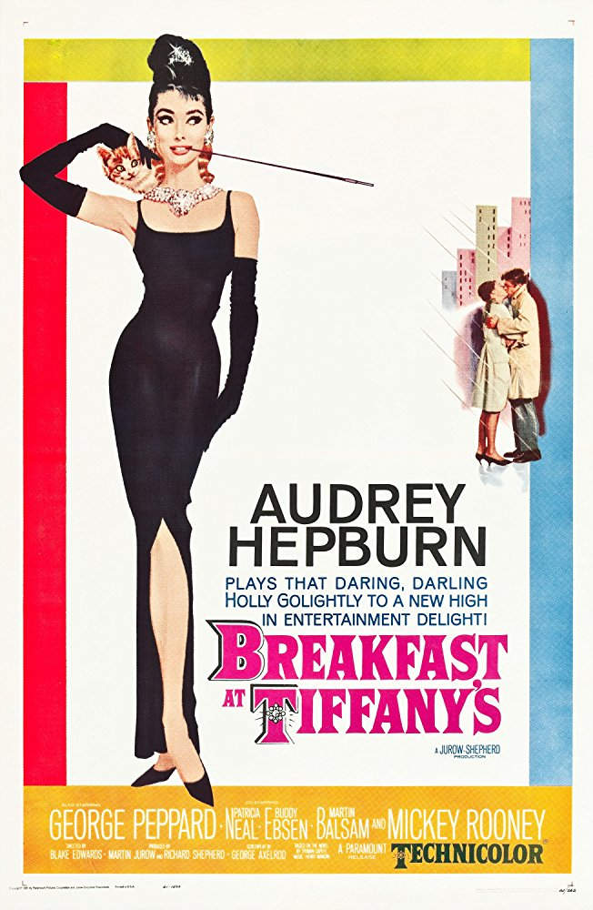 Breakfast at Tiffany's kapak