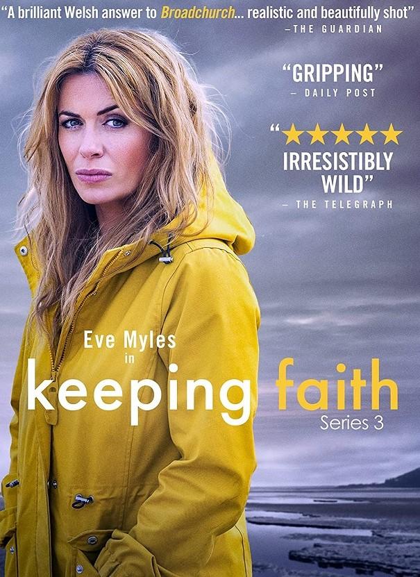 Keeping Faith kapak