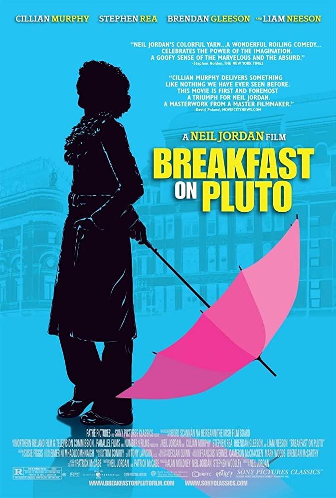 Breakfast on Pluto kapak