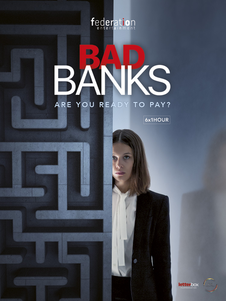 Bad Banks kapak