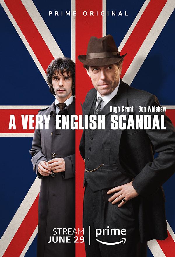 A Very English Scandal kapak