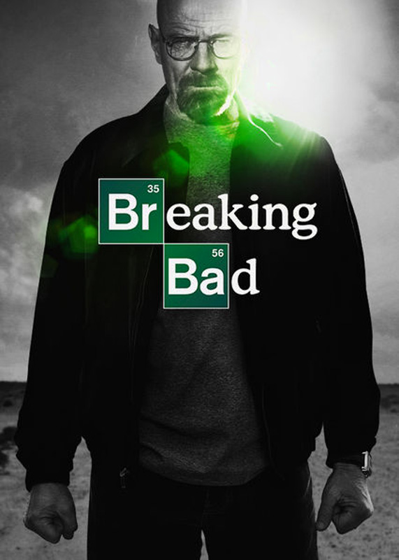 Breaking Bad kapak