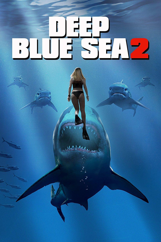 Deep Blue Sea 2 kapak