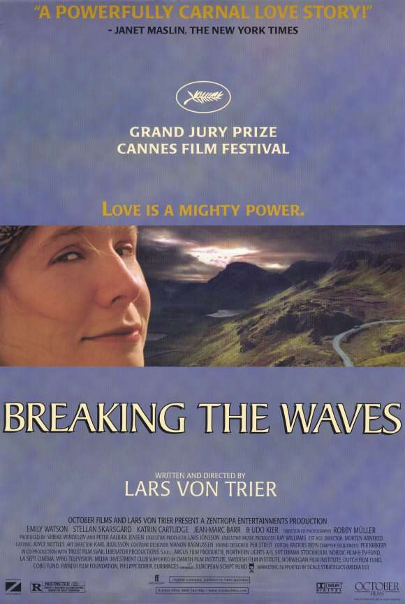 Breaking the Waves kapak