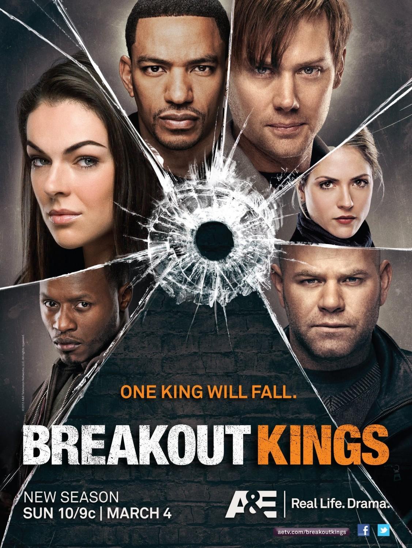 Breakout Kings kapak