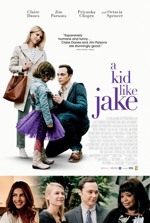 A Kid Like Jake kapak