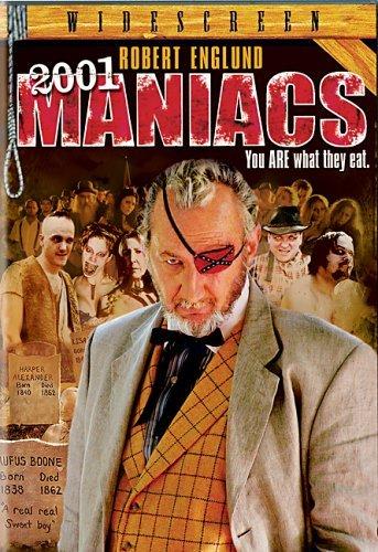 2001 Maniacs kapak