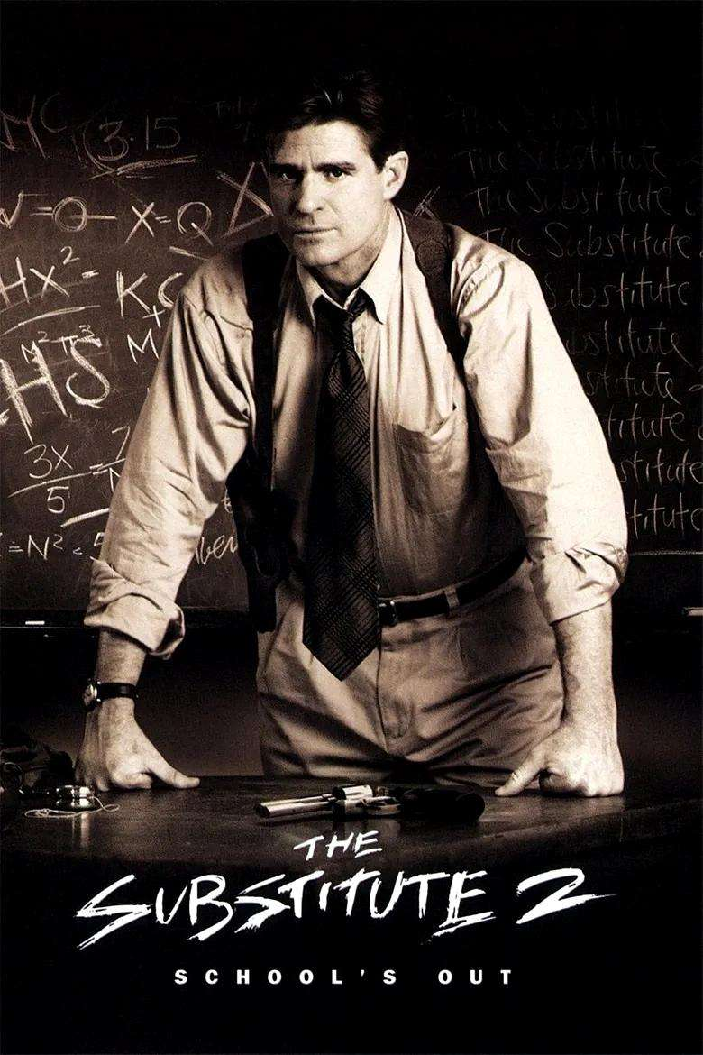 The Substitute 2: School's Out kapak