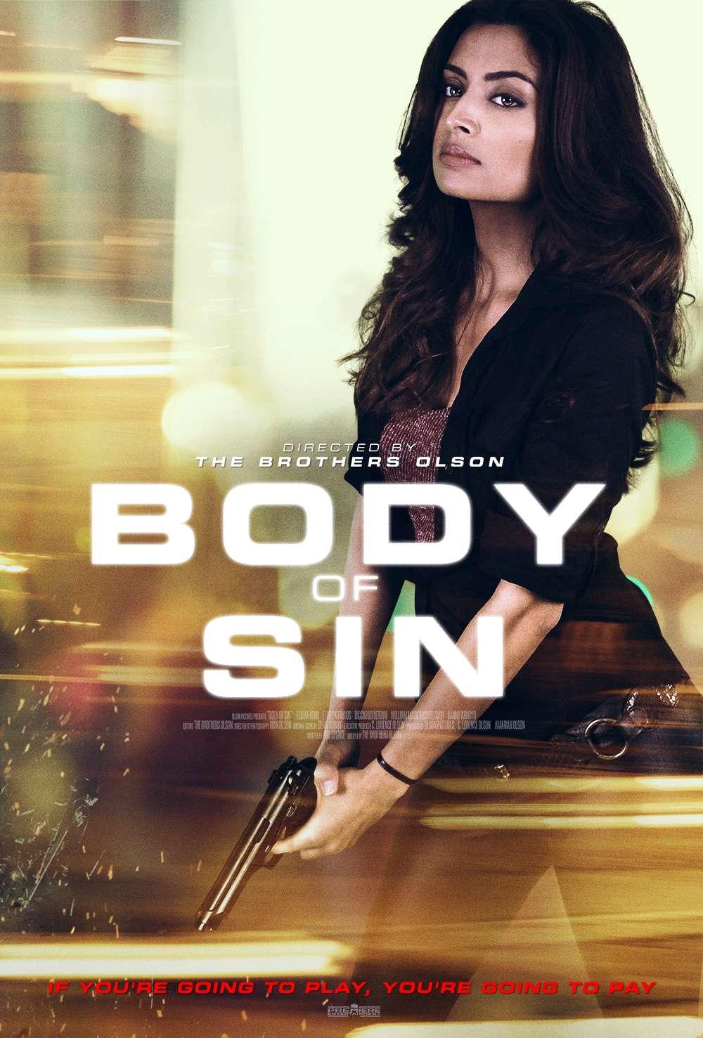 Body of Sin kapak