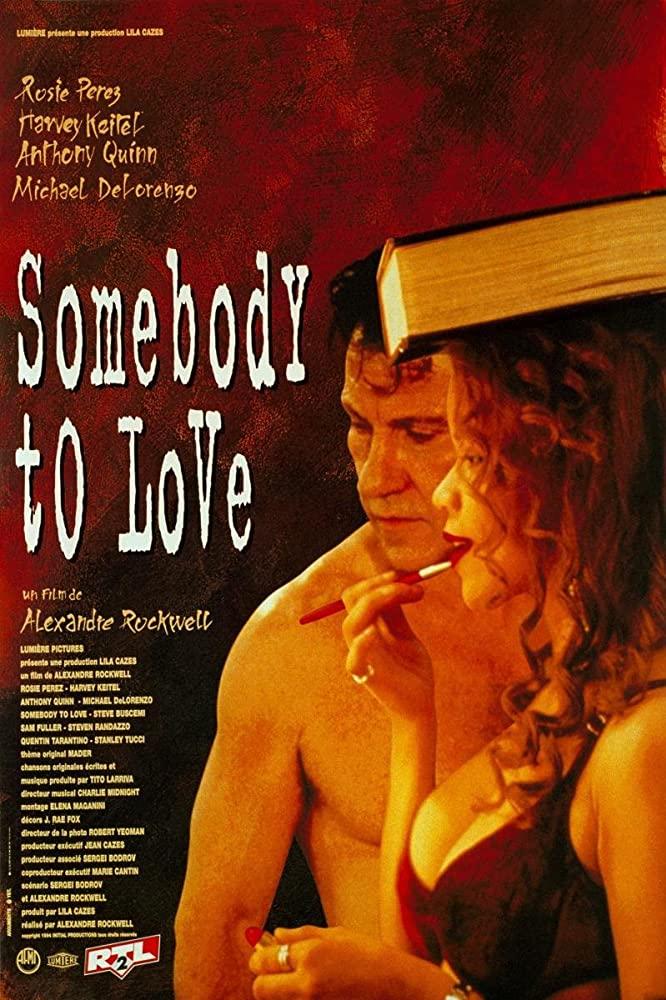 Somebody to Love kapak