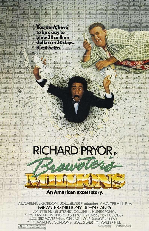 Brewster's Millions kapak