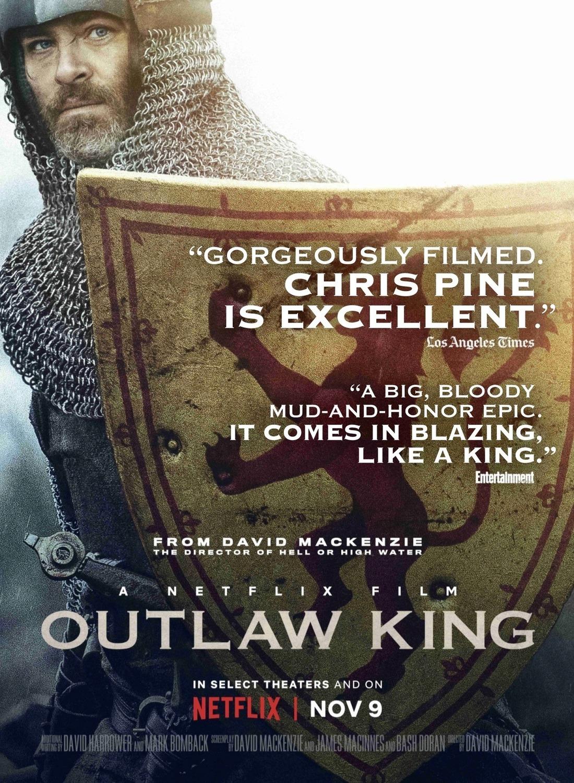 Outlaw King kapak