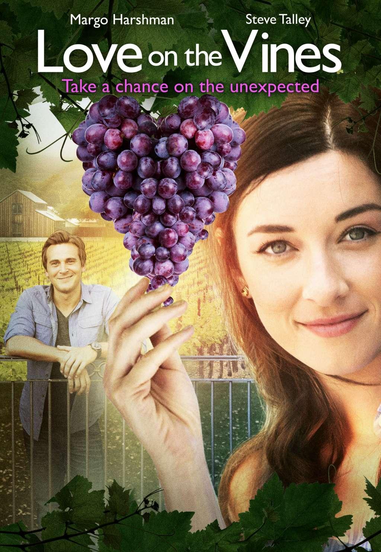 Love on the Vines kapak