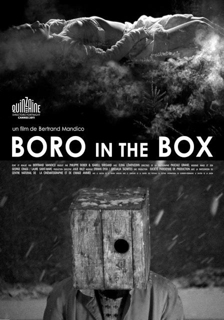 Boro in the Box kapak