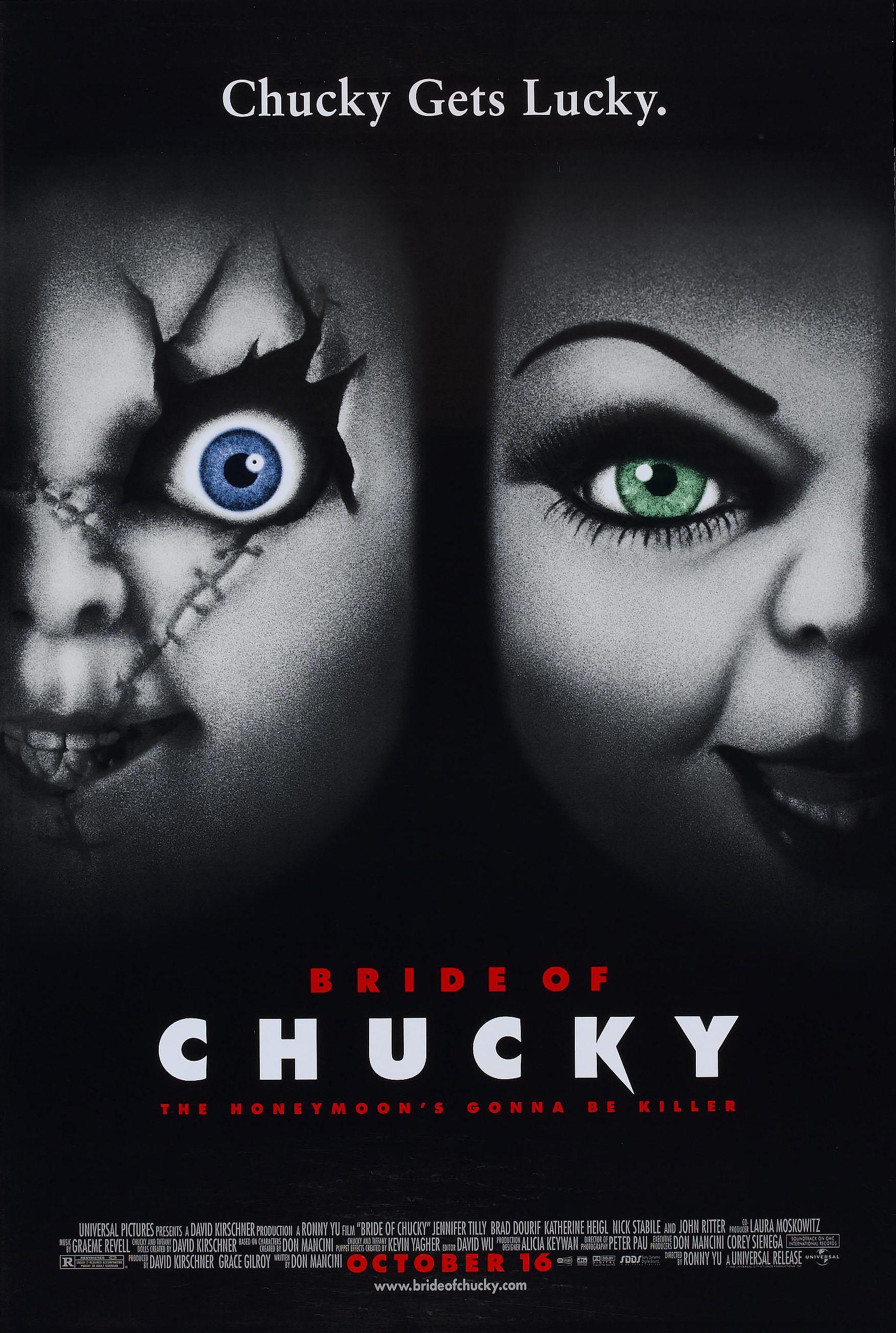 Bride of Chucky kapak