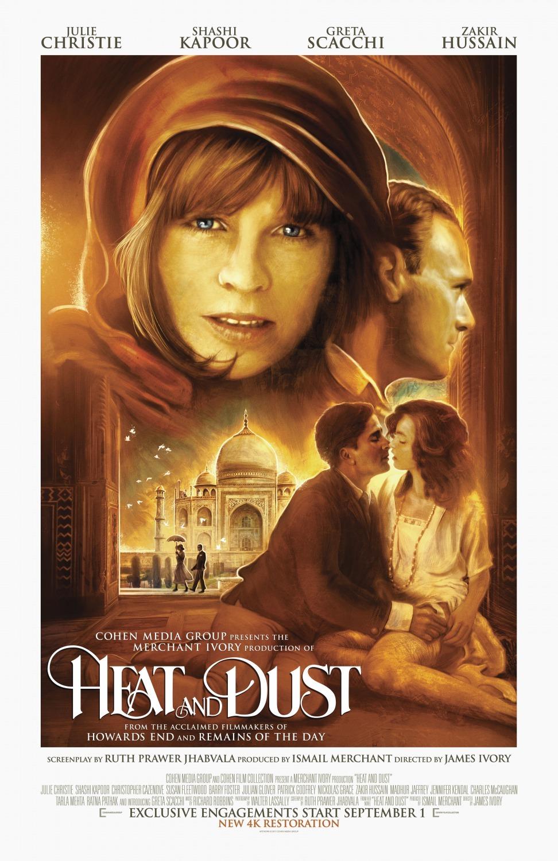 Heat and Dust kapak