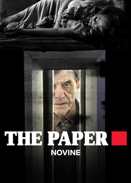 The Paper kapak