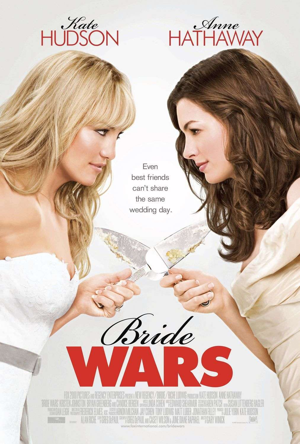 Bride Wars kapak