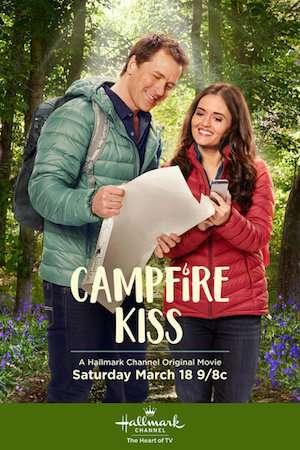 Campfire Kiss kapak