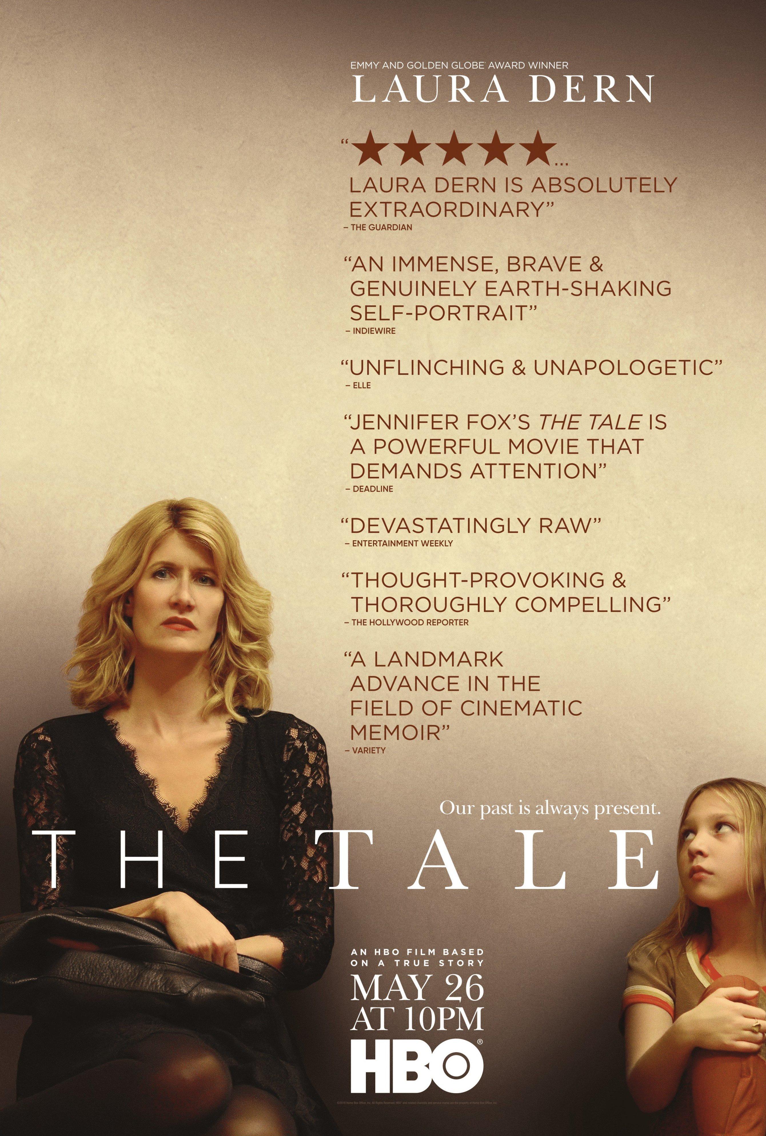 The Tale kapak