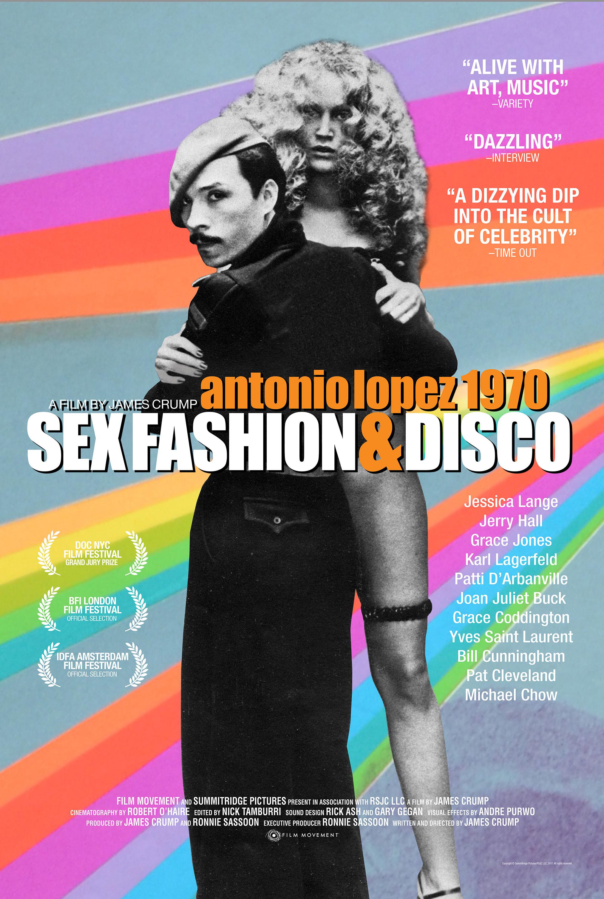 Antonio Lopez 1970: Sex Fashion & Disco kapak