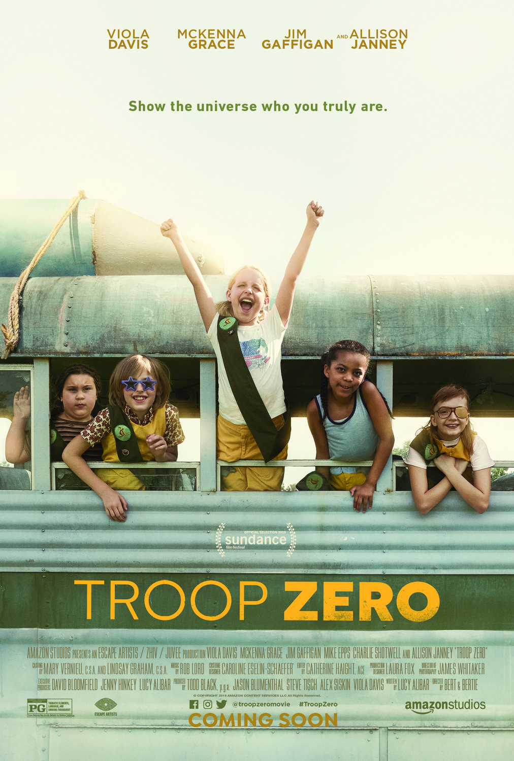 Troop Zero kapak