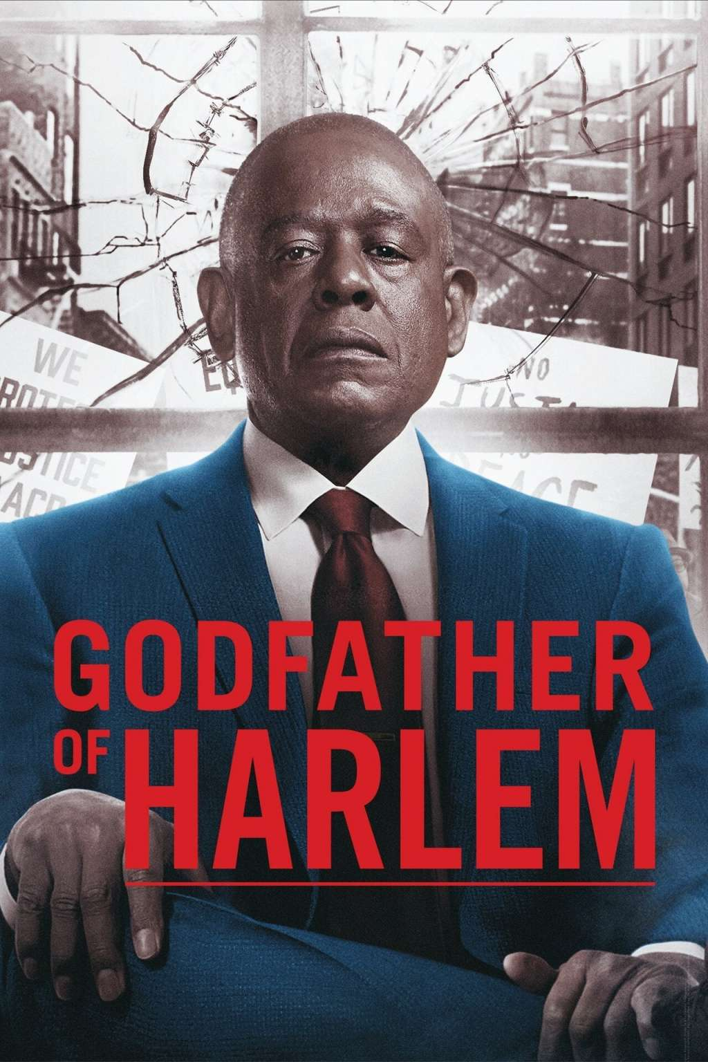 Godfather of Harlem kapak