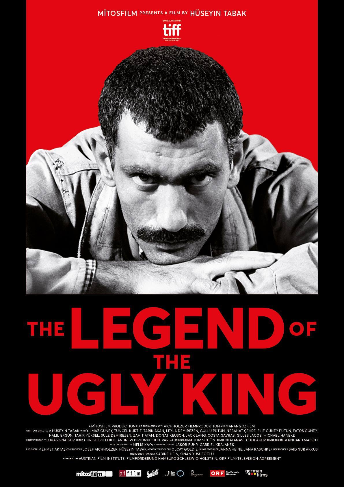 The Legend of the Ugly King kapak
