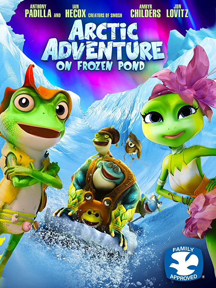 The Frog Kingdom 2: Sub-Zero Mission kapak