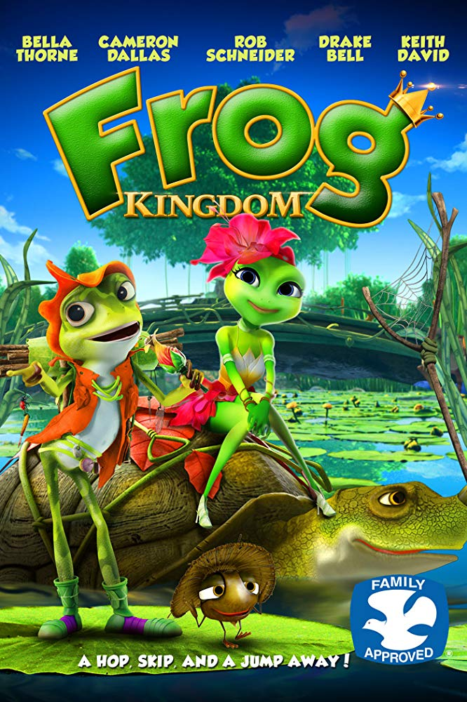 Frog Kingdom kapak