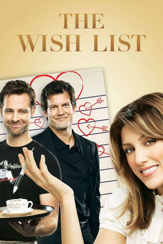 The Wish List kapak