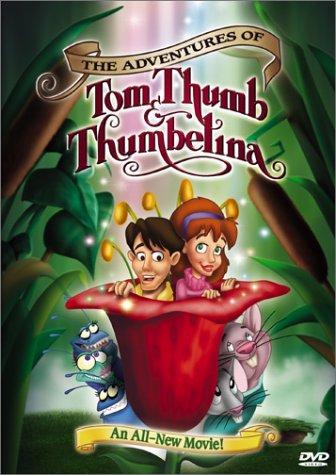 The Adventures of Tom Thumb & Thumbelina kapak