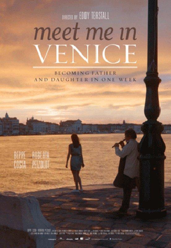 Meet Me in Venice kapak