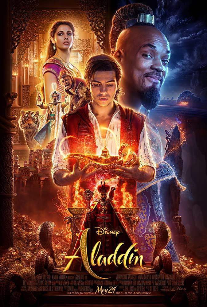 Aladdin kapak