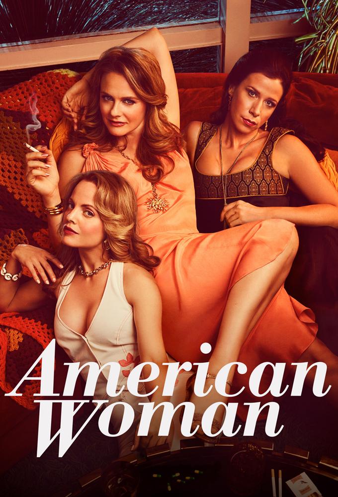 American Woman kapak
